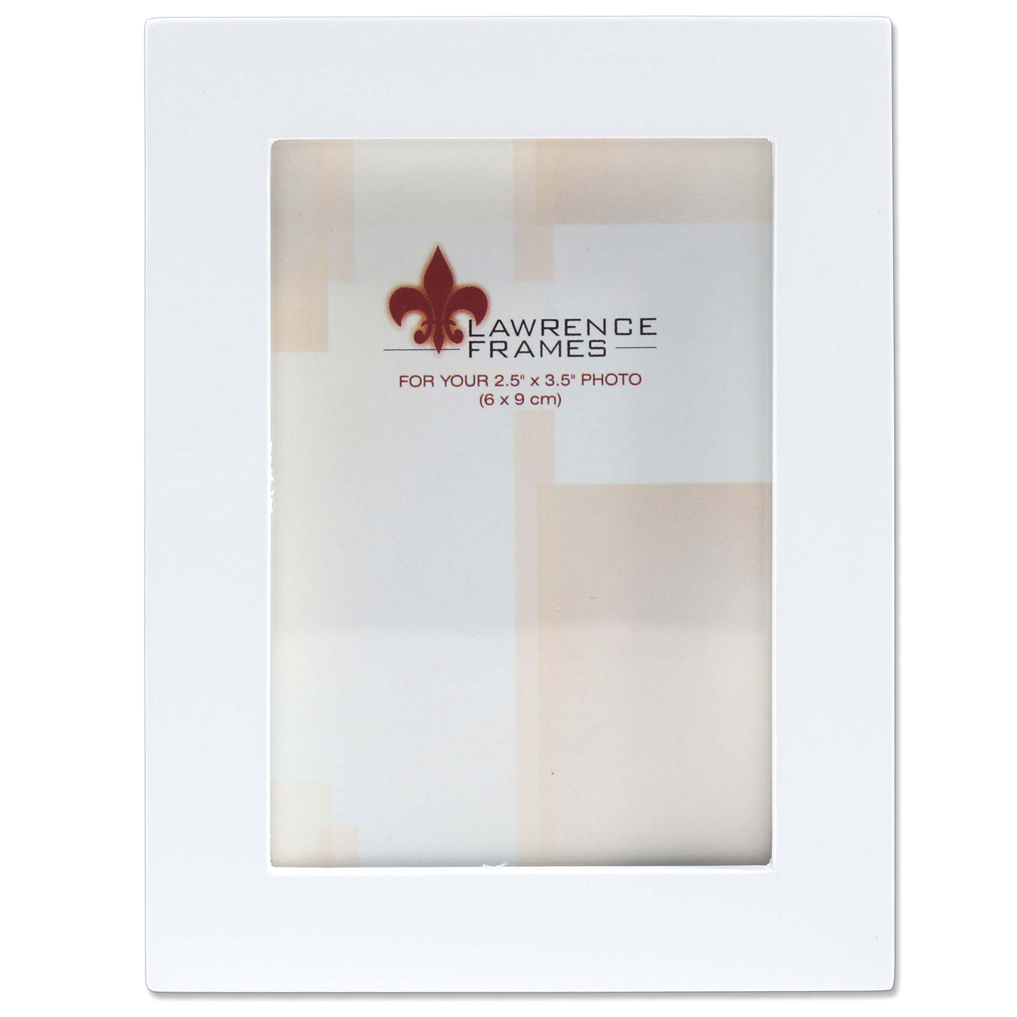 2x3 White Wood Picture Frame Gallery Collection