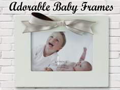 Adorable Baby Picture Frames