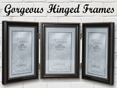 Hinged Picture Frames