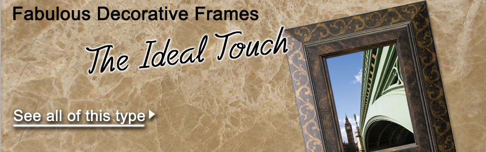 Beautiful Decorative Frames